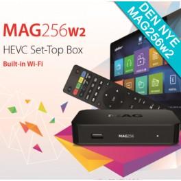 IPTV STB MAG256w2 + gratis HDMI/SPDIF kabel