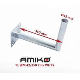 Antenne/parabolbeslag Amiko SL WM 42/350 Zink WH35