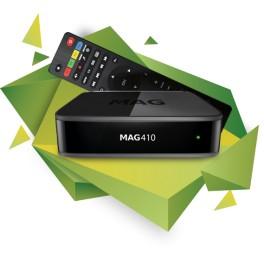 IPTV STB MAG410 + gratis HDMI/SPDIF kabel