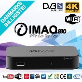 IPTV STB IMAQ800 + gratis HDMI/SPDIF kabel
