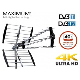 Maximum UHF-200 LTE TV antenne