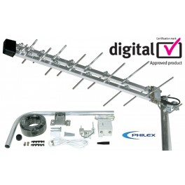 Ready Outdoor DVB-T Antenne Philex 27885R