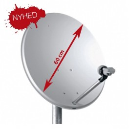 64cm Parabolskærm TELE System TE-60 [Uden Logo]