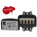 Mini DISEqC Switch GT-SAT DS41S 4X1 M/RF Isolati