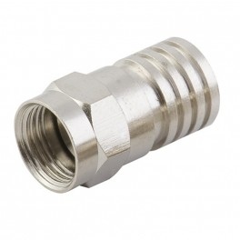 F-Connector RG6 Crimp