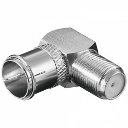 F-konnektor stik SC-FM-FF