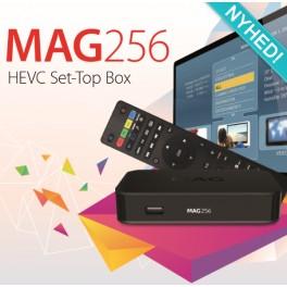 IPTV STB MAG256 + gratis HDMI/SPDIF kabel