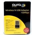 AuraHD air nano trådløs USB-adapter