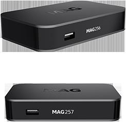 MAG256/MAG257
