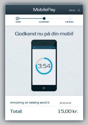 MobilePay hos Scandi SAT