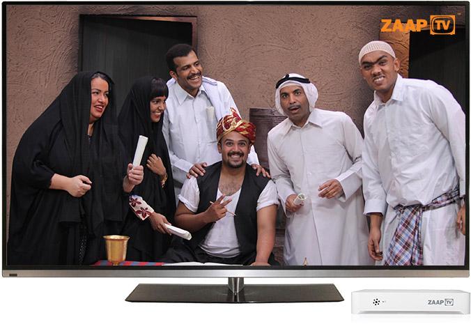 IPTV receiver - ZAAPTV HD509N