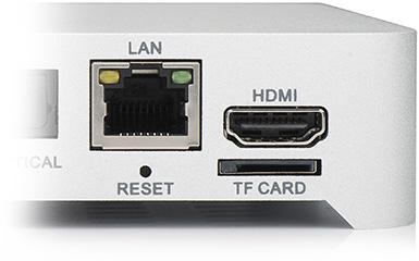 HDMI - ZAAPTV HD509N