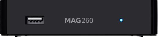MAG260 front side