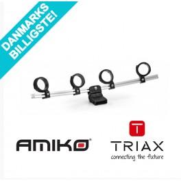 Amiko LH4 Multiblok Feedholder til 4 LNBer