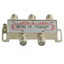 4-vejs signalfordeler