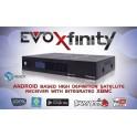 Optibox EVO Xfinity - Android, XBMC & HD satellite receiver