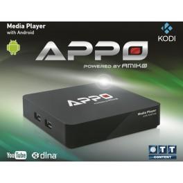 IPTV STB Amiko APPO - Android + XBMC