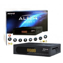 Amiko Alien Mini DVBS/S2 receiver